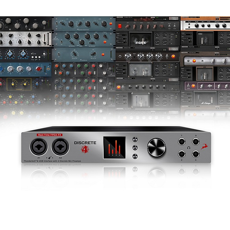 Antelope AudioDiscrete 4 with Premium FX Collection