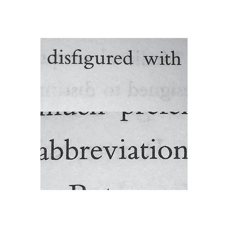 AllianceDisfigured With Abbreviations