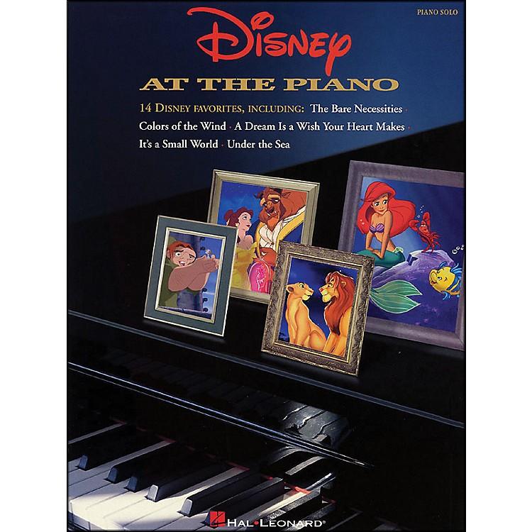 Hal LeonardDisney At The Piano arranged for piano solo