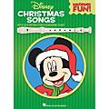 Hal Leonard Disney Christmas Songs Recorder Series Softcover
