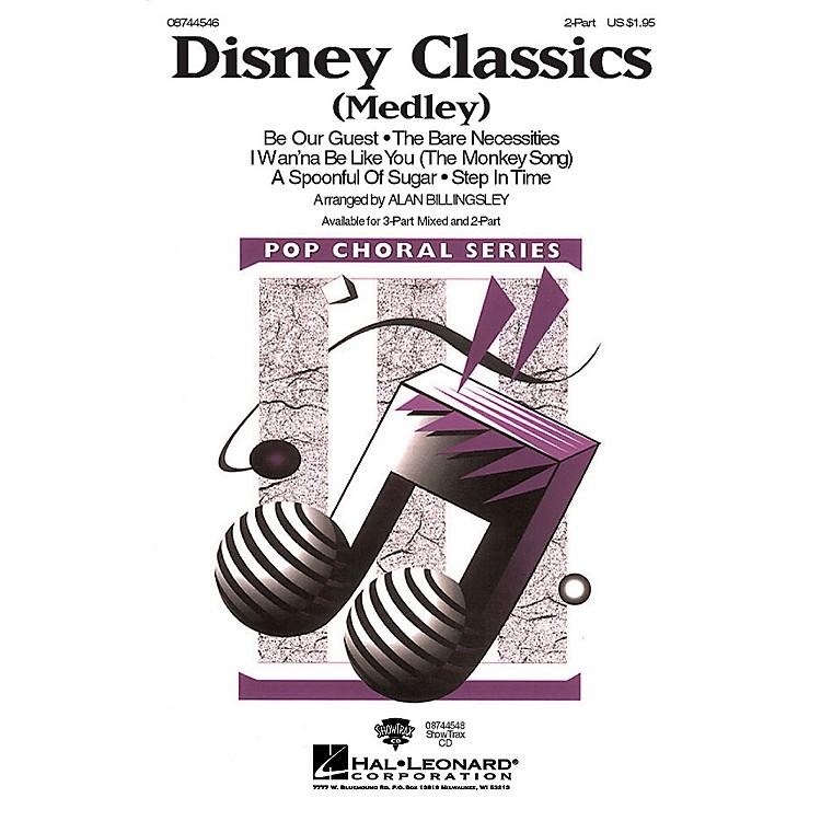 Hal LeonardDisney Classics (Medley) 3-Part Mixed