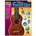 Hal Leonard Disney Favorites - Ukulele Play-Along Vol. 7 (Book/Online Audio)
