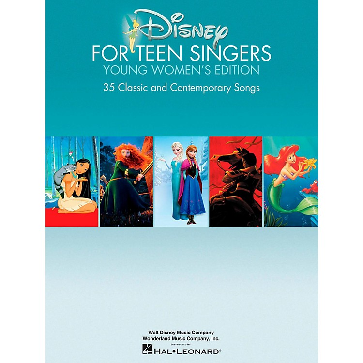 Hal Leonard Disney For Teen Singers - Young Women's Edition