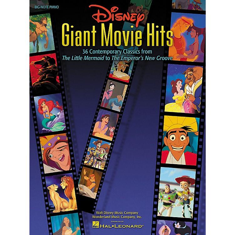 Hal LeonardDisney Giant Movie Hits