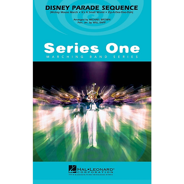 Hal LeonardDisney Parade Sequence Marching Band Level 2 Arranged by Michael Brown