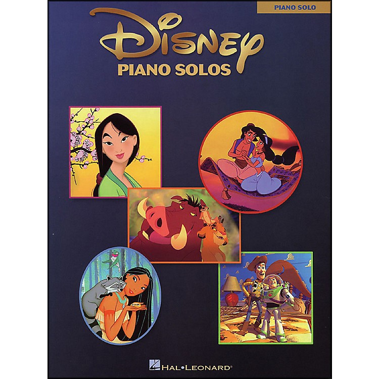 Hal LeonardDisney Piano Solos