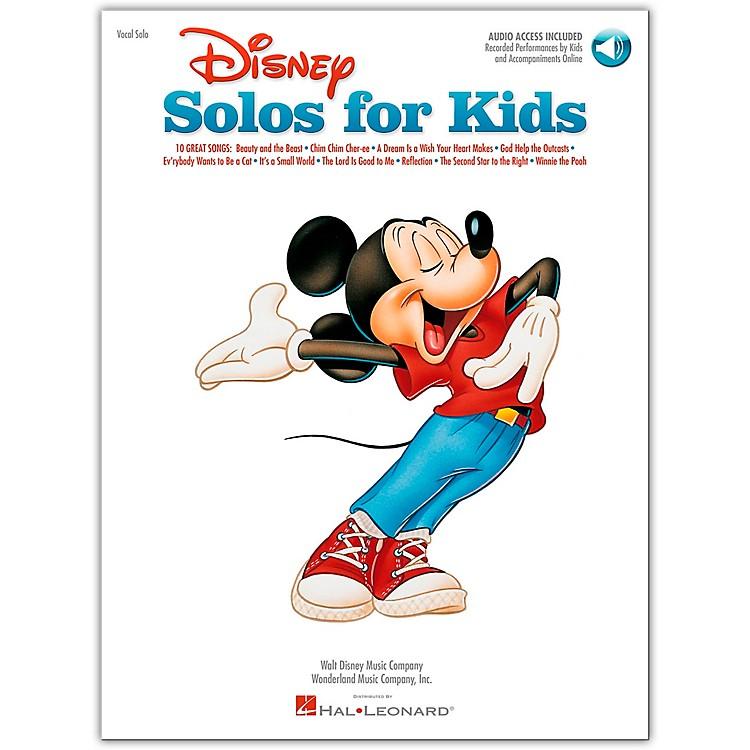 Hal LeonardDisney Solos for Kids Book/Online Audio