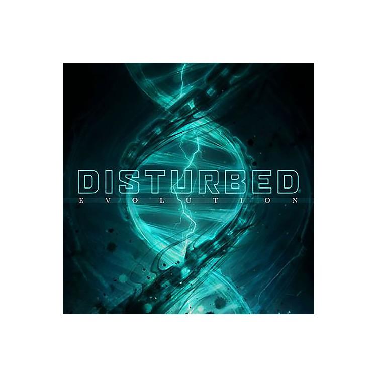 AllianceDisturbed - Evolution (CD)