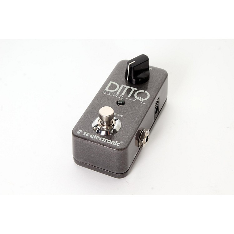 TC Electronic Ditto Looper Guitar Effects Pedal  888365917245