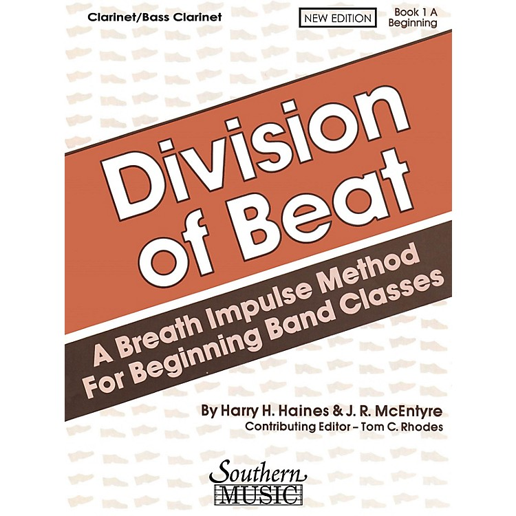 SouthernDivision of Beat (D.O.B.), Book 1A (Conductor's Guide) Concert Band Level 1 Arranged by Tom Rhodes