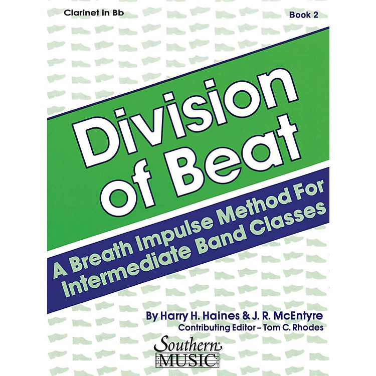 SouthernDivision of Beat (D.O.B.), Book 2 (Baritone T.C.) Southern Music Series Arranged by Rhodes, Tom