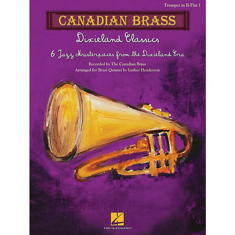 Canadian BrassDixieland Classics Brass Ensemble Series by Canadian Brass Arranged by Luther Henderson