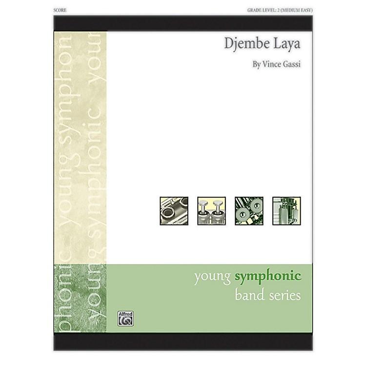 AlfredDjembe Laya - Grade 2 (Medium Easy)
