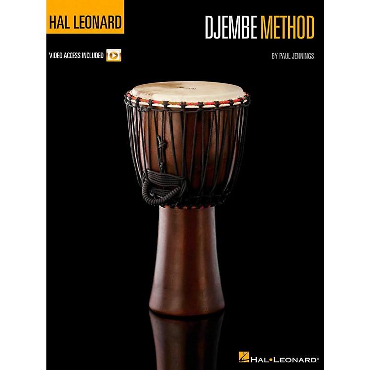 Hal LeonardDjembe Method Book/Online Video