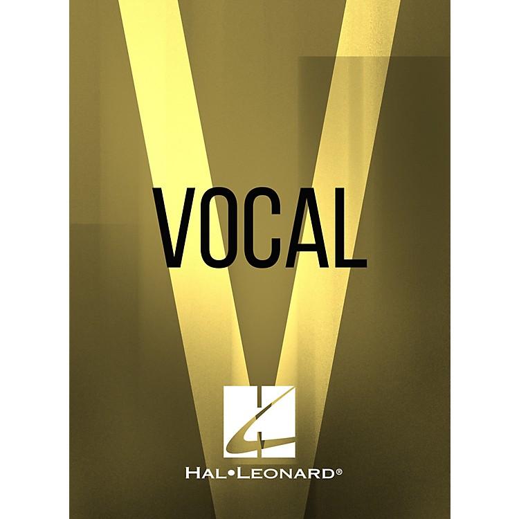 Hal LeonardDo I Hear a Waltz Vocal Score Series  by Stephen Sondheim