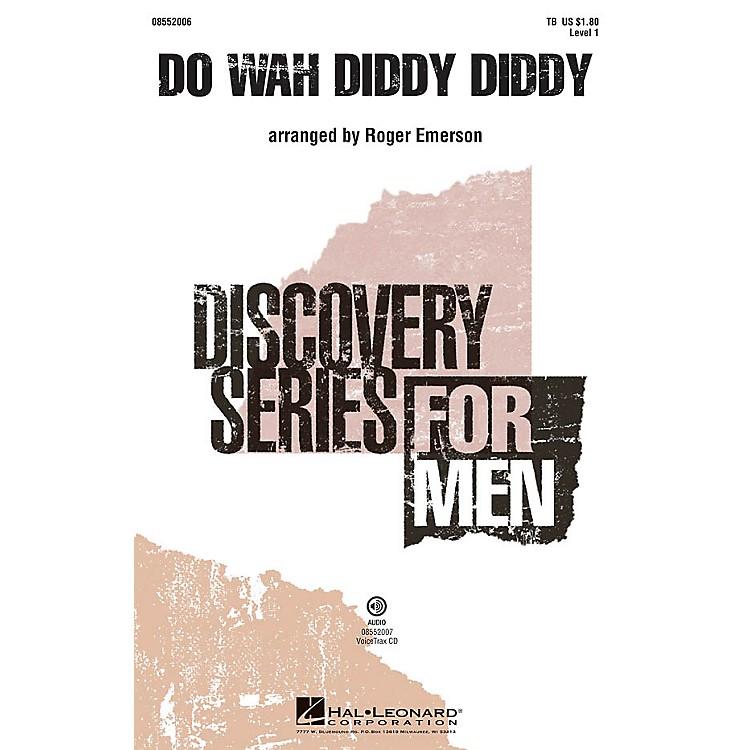 Hal LeonardDo Wah Diddy Diddy TB arranged by Roger Emerson