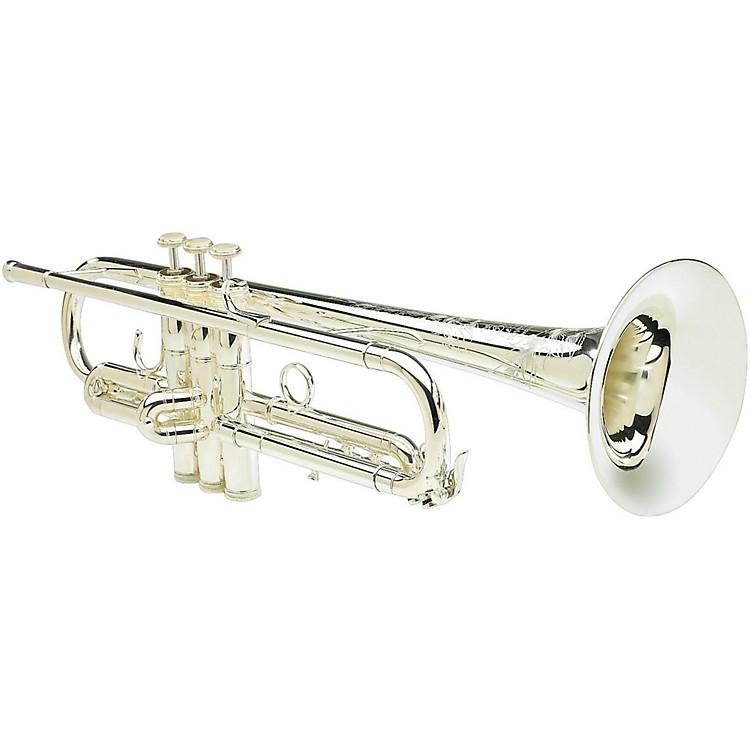 S.E. SHIRESDoc Severinsen Destino III Bb TrumpetModel DOC Silver