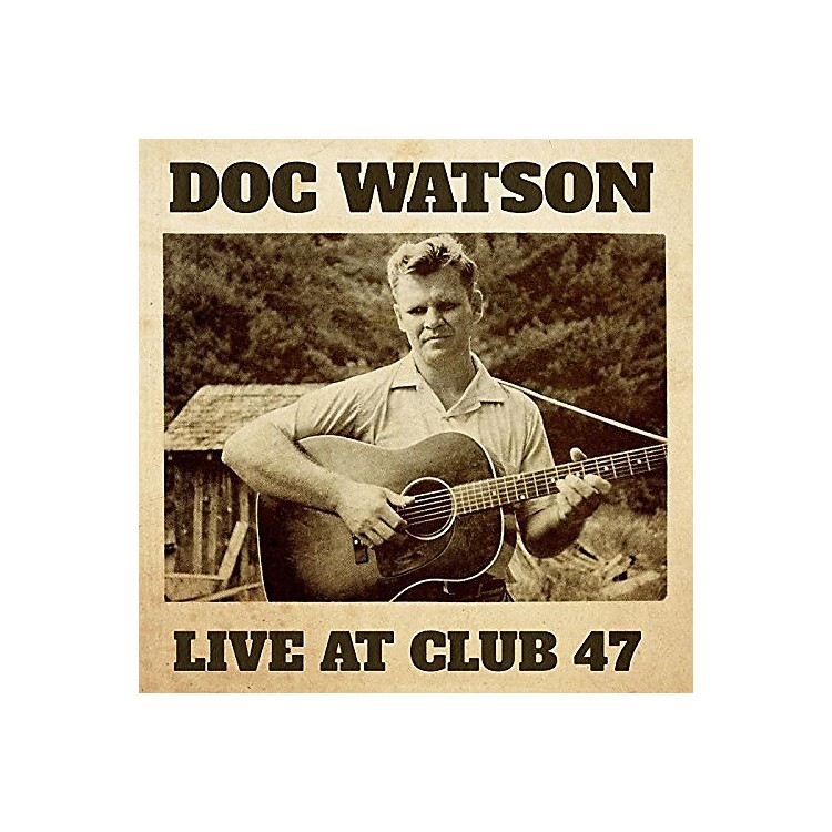 Alliance Doc Watson - Live at Club 47