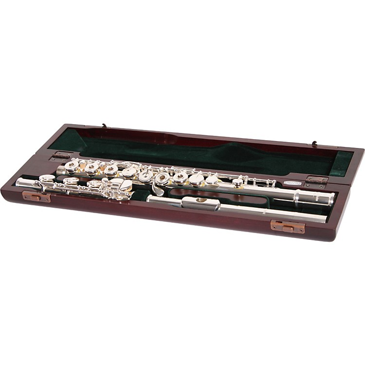 Pearl Flutes Dolce Series Professional Flute B Foot, Offset G with Split E
