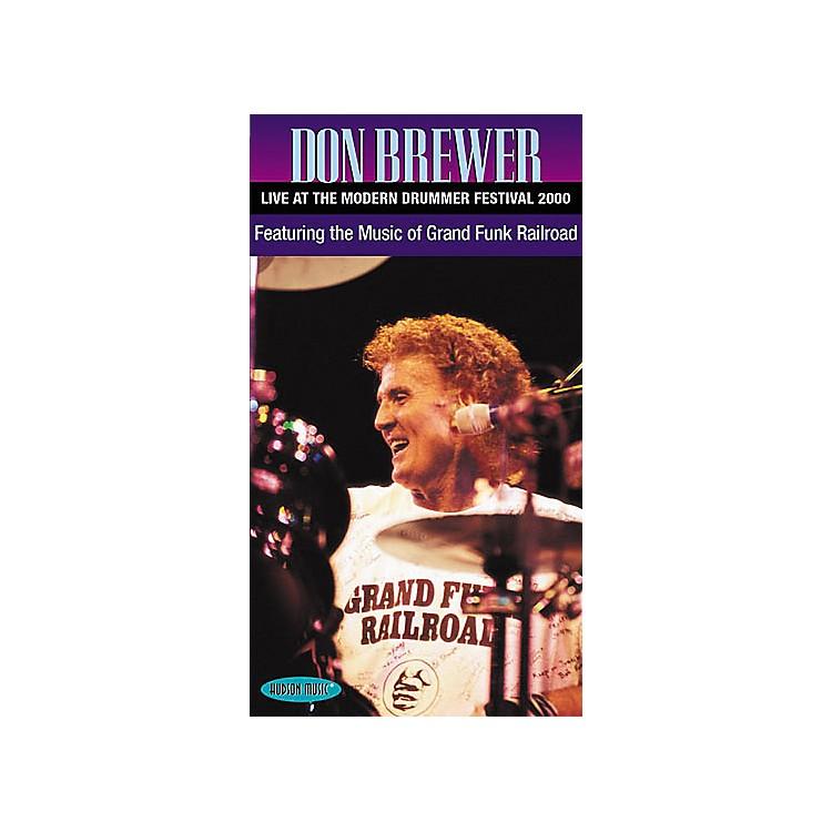 Hudson MusicDon Brewer Live (VHS)