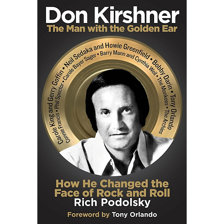 Hal LeonardDon Kirshner Book Series Hardcover Written by Rich Podolsky