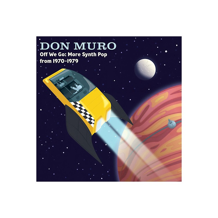 AllianceDon Muro - Off We Go: More Synth Pop From 1970-1979 (Yellow Vinyl)