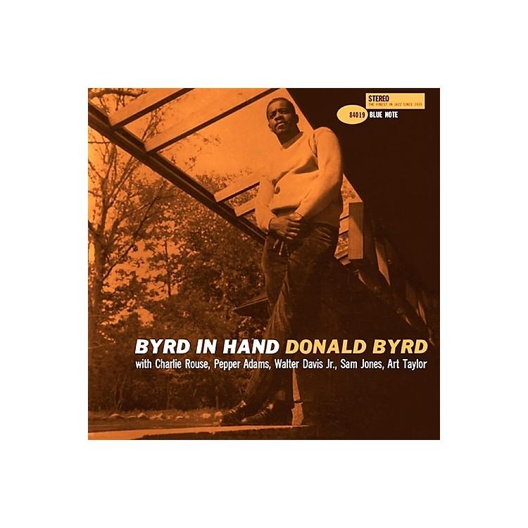 AllianceDonald Byrd - Byrd in Hand