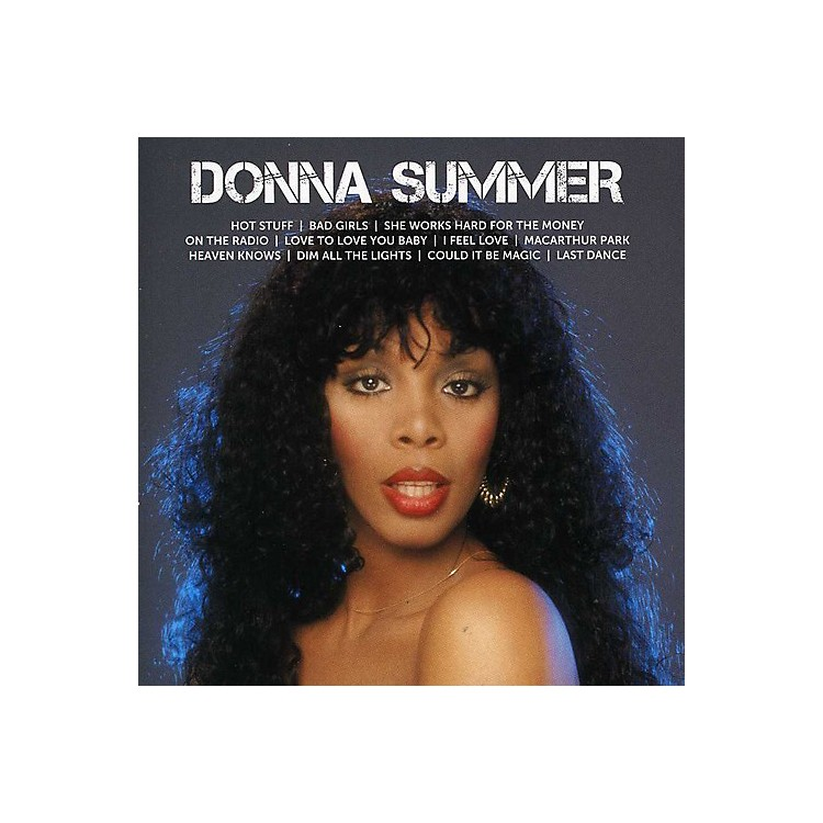 Alliance Donna Summer - Icon (CD)