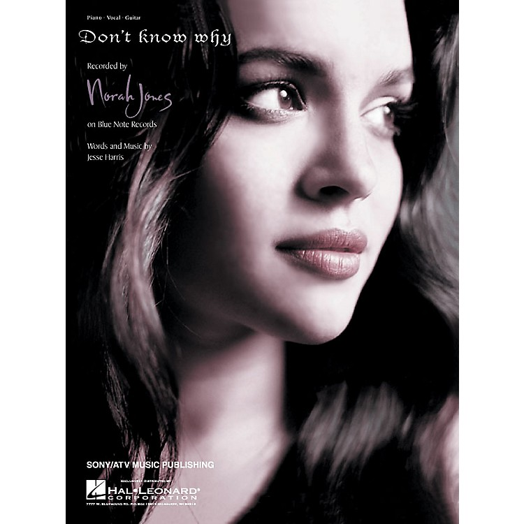 Hal LeonardDon't Know Why Concert Band Level 2 by Norah Jones Arranged by Paul Murtha