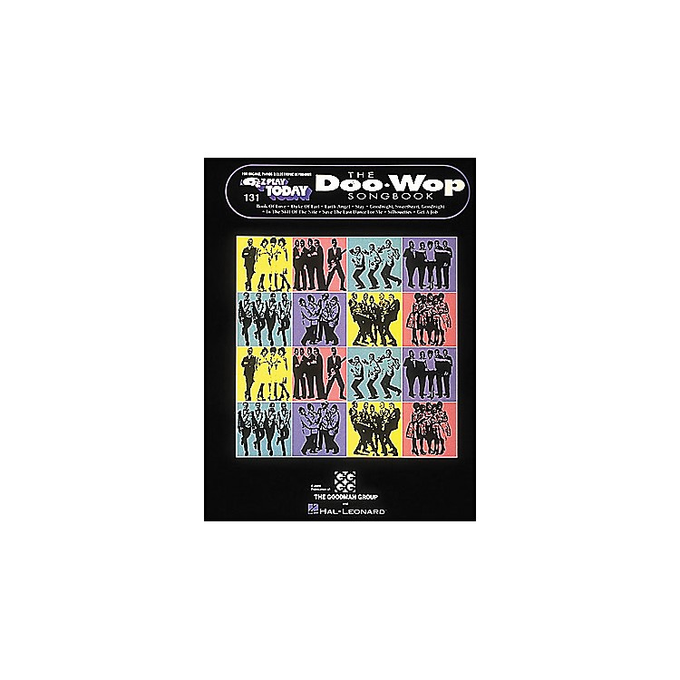 Hal LeonardDoo Wop Songbook E-Z Play 131