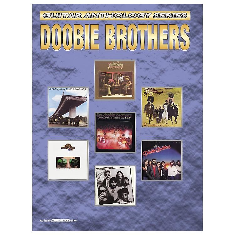 Hal LeonardDoobie Brothers Anthology Guitar Tab Songbook