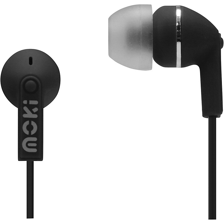 MokiDots Noise Isolation EarbudsBlack