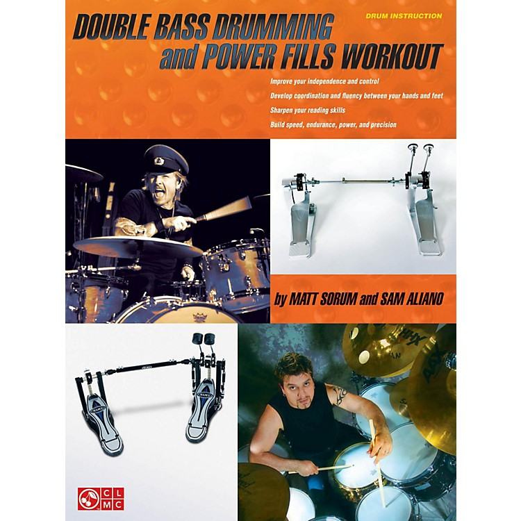 Cherry LaneDouble Bass Drumming And Power Fills Workout