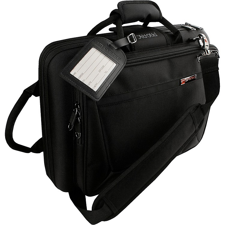 ProtecDouble Clarinet PRO PAC Case (Fits Bb & A or Bb & Bb)