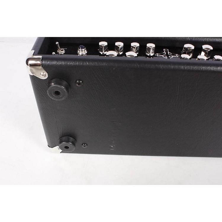 KustomDouble Cross 100W Tube Guitar Amp HeadBlack886830399251