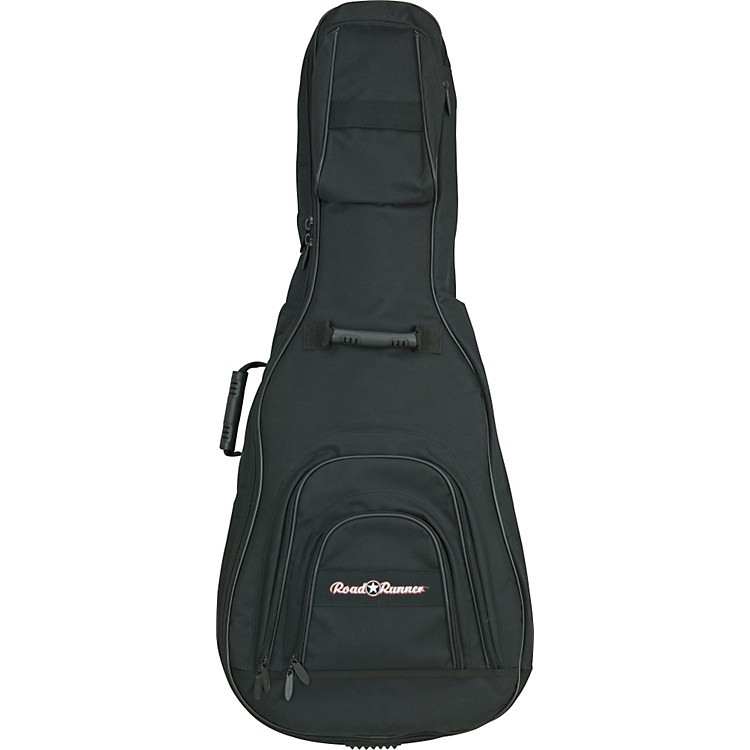 Road Runner Double Electric/Hollowbody Guitar Gig Bag