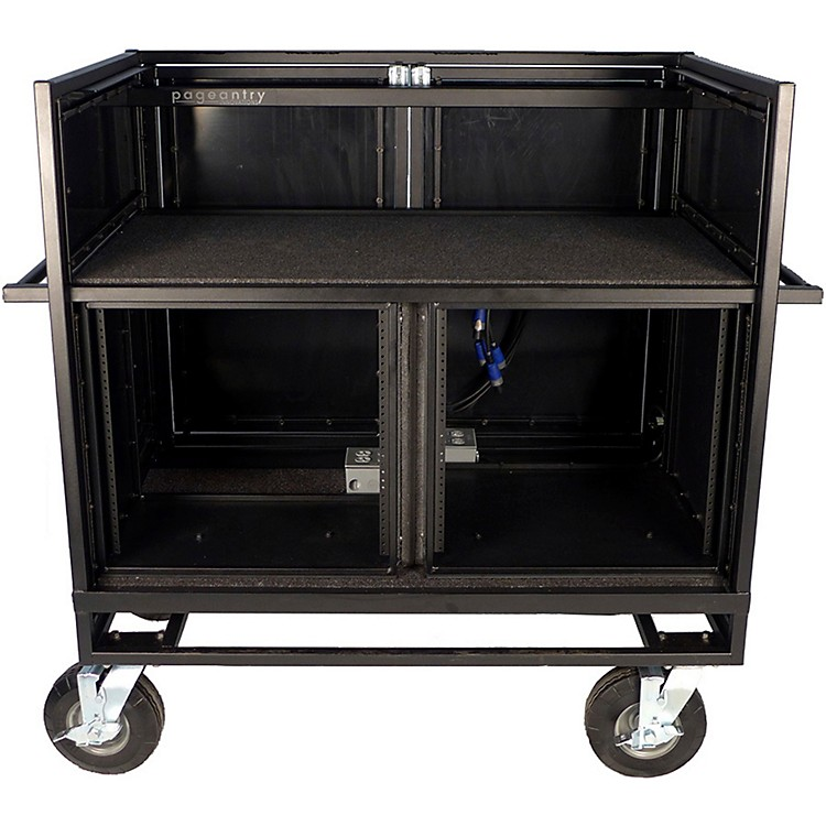 Pageantry InnovationsDouble Mixer Cart Stealth Series Upgrade