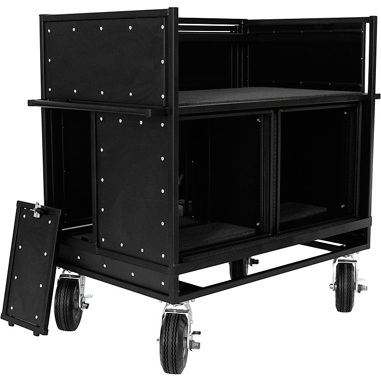 Pageantry Innovations Double Mixer Cart