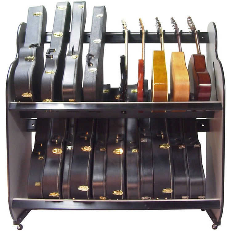 A&S Crafted ProductsDouble-Stack Guitar Rack Box 2