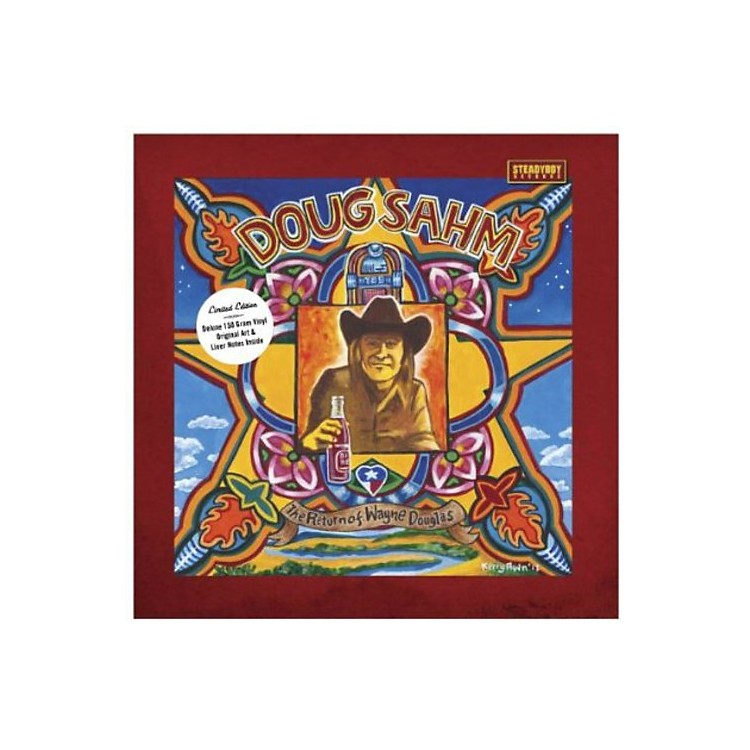 Alliance Doug Sahm - The Return Of Wayne Douglas