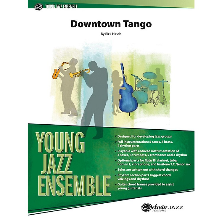 BELWIN Downtown Tango Grade 2 (Medium Easy)
