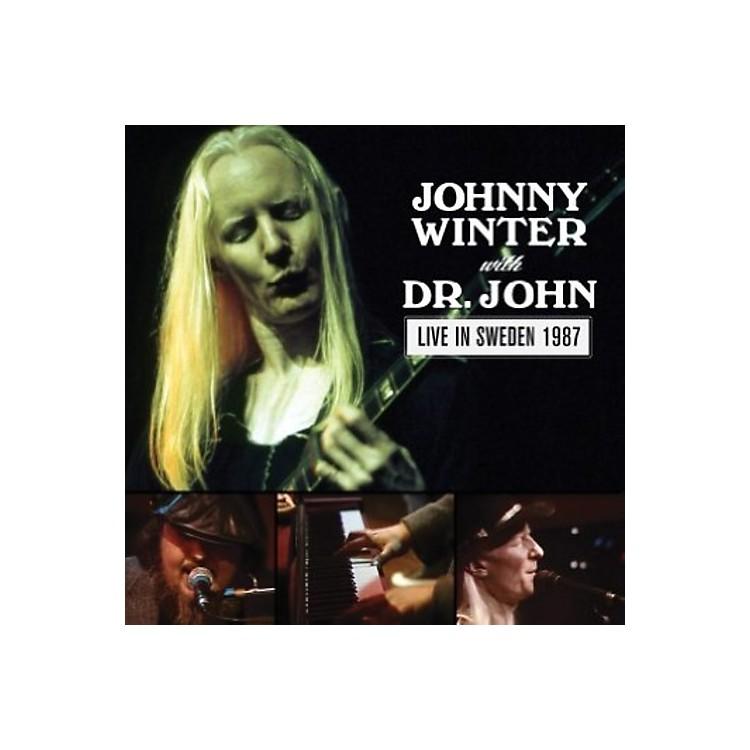 AllianceDr. John - Live in Sweden 1987   Johnny Winter & Dr. John