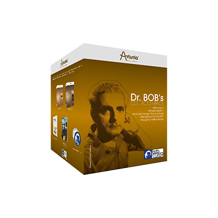 Arturia Dr.Bob's Collector Pack