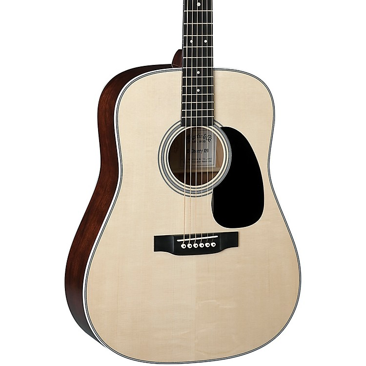 MartinDreadnought Acoustic Electric GuitarNatural