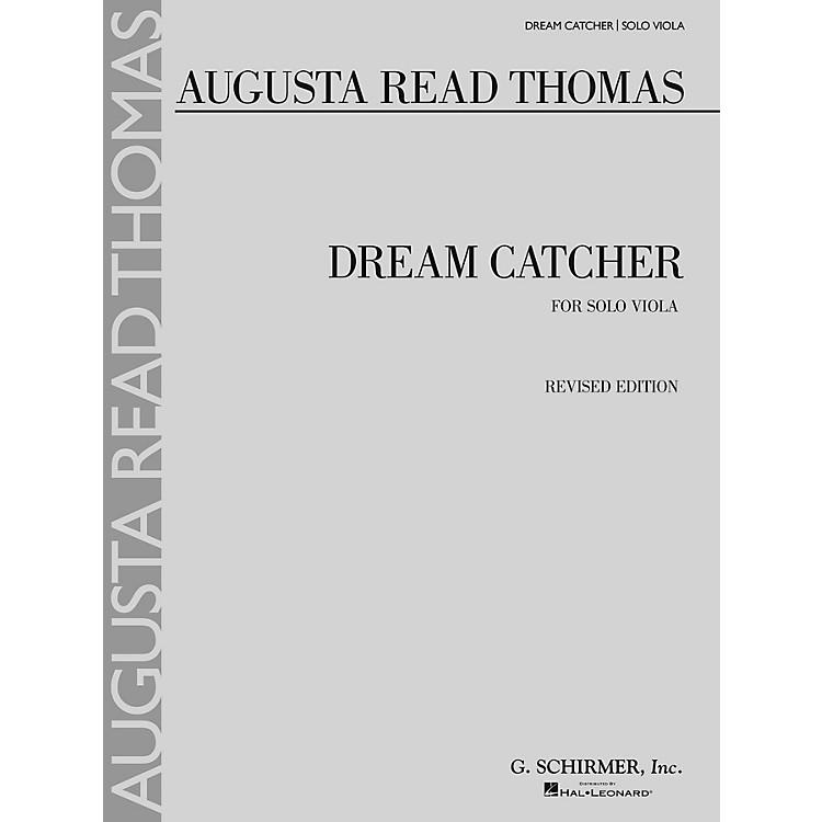G. SchirmerDream Catcher (Solo Viola) String Solo Series