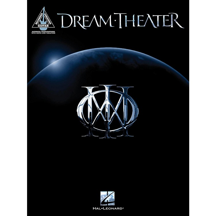 Hal Leonard Dream Theater - Dream Theater Guitar Tab Songbook