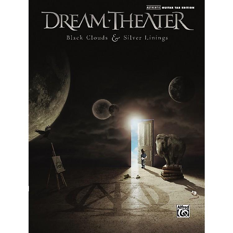 AlfredDream Theater: Black Clouds & Silver Linings - Guitar Tab Book