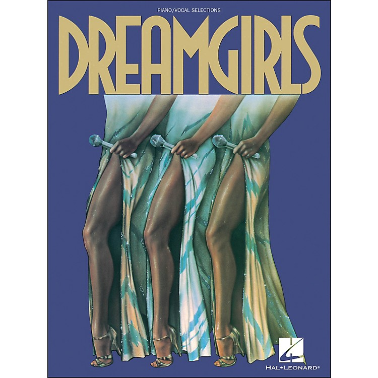 Hal LeonardDreamgirls arranged for piano, vocal, and guitar (P/V/G)