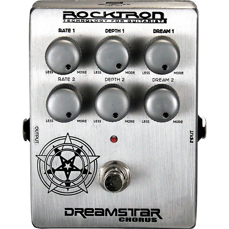Rocktron Dreamstar Chorus Guitar Effects Pedal