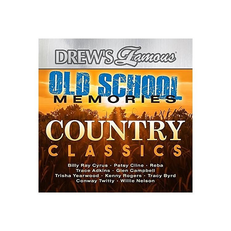 AllianceDrew's Famous - Old School Memories - Country Classics (CD)